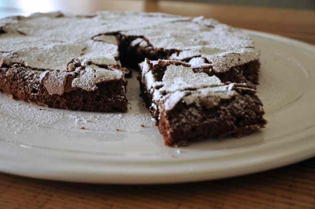 Ricetta: Torta tenerina