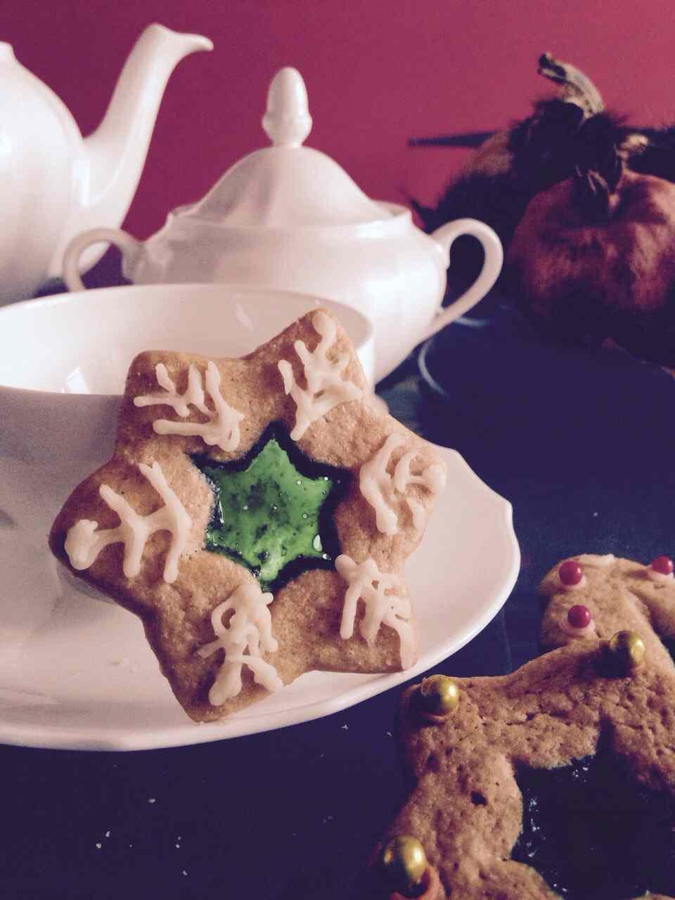 Ricetta: Glassy Cookies