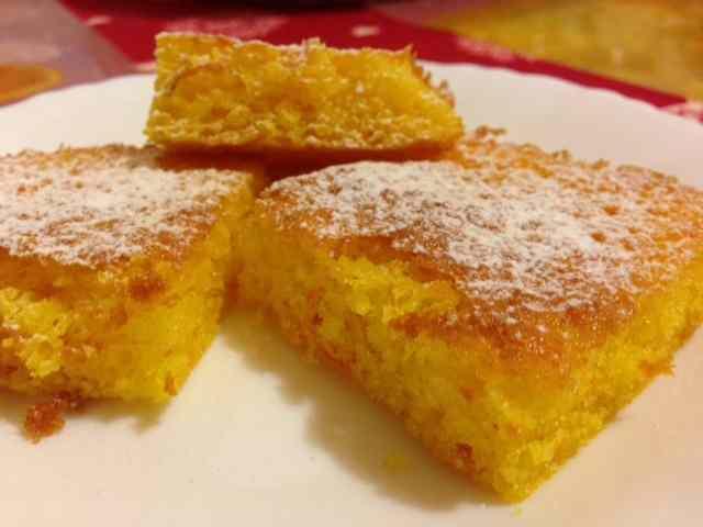 Ricetta: Brownies all'arancia