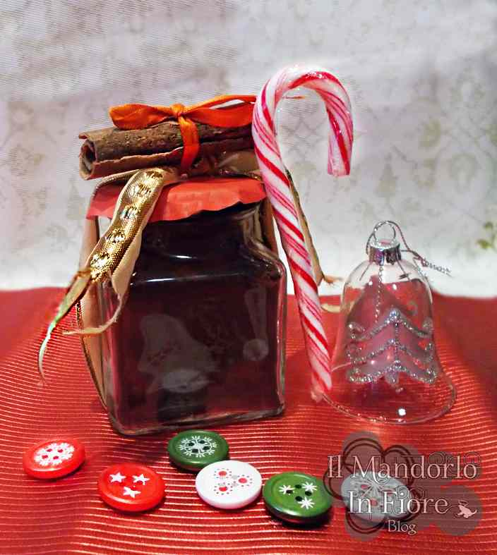 Ricetta: Preparato per cioccolata calda Gianduia e cannella