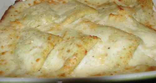 Ricetta: Crepe gratinate al forno