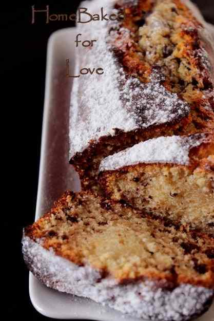 Ricetta: Plumcake al mascarpone e cioccolato fondente extradark