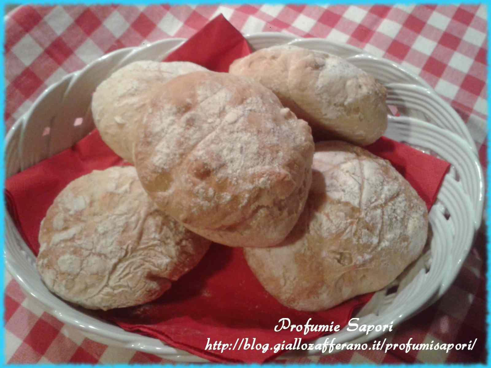 Ricetta: Pane fatto in casa