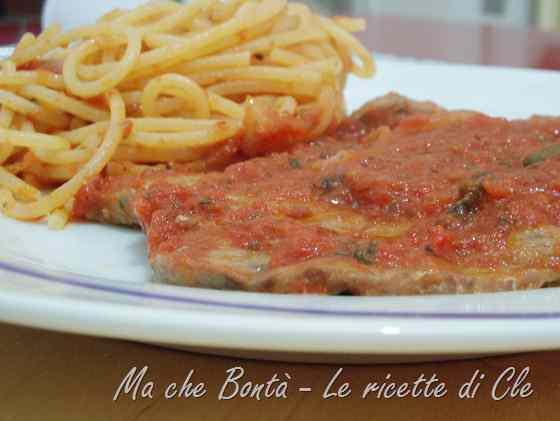 Ricetta: Carne (e pasta) alla pizzaiola
