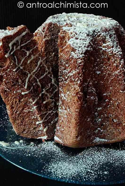 Ricetta: Pandoro al cacao