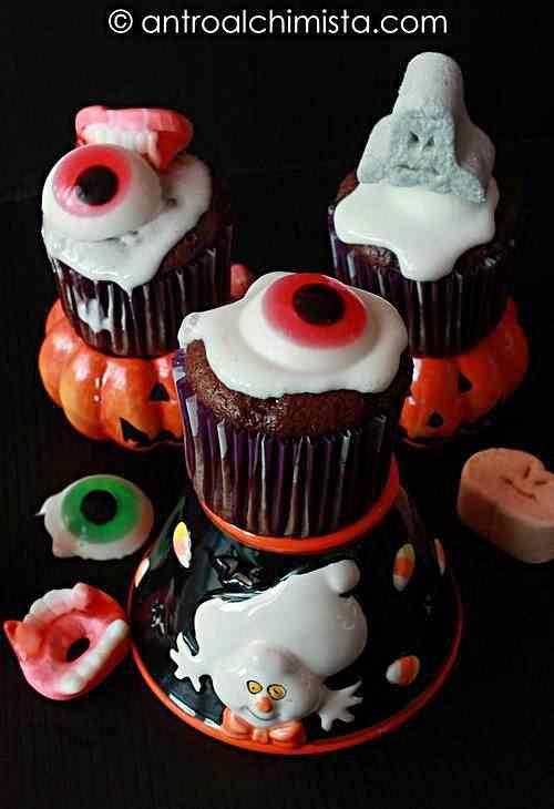 Ricetta: Muffins di Halloween