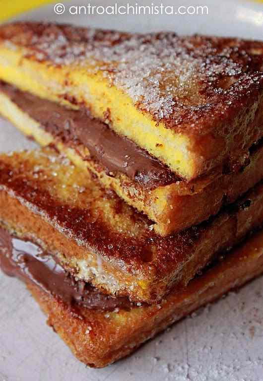 Ricetta: Stuffed french toast