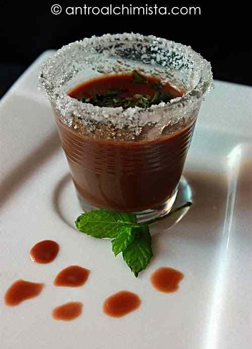 Ricetta: Crema ciocco menta