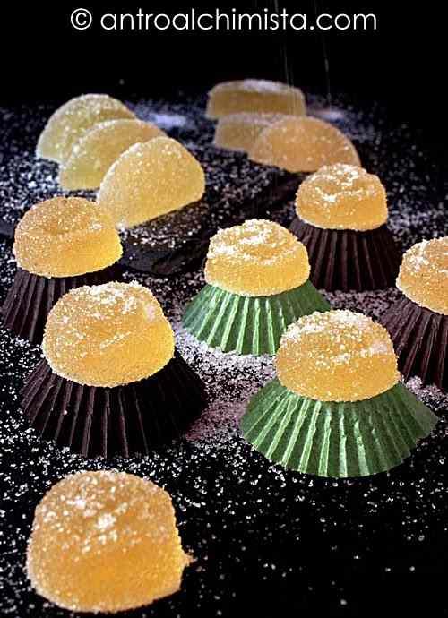 Ricetta: Gelee all'arancia e cannella
