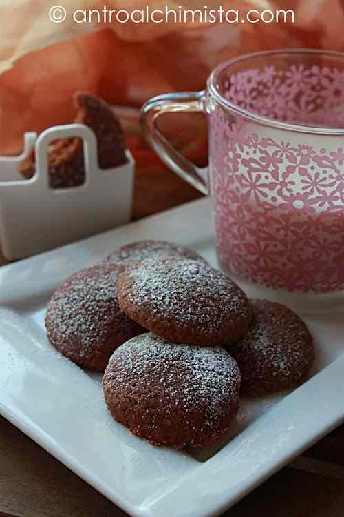 Ricetta: Biscotti alla Nutella