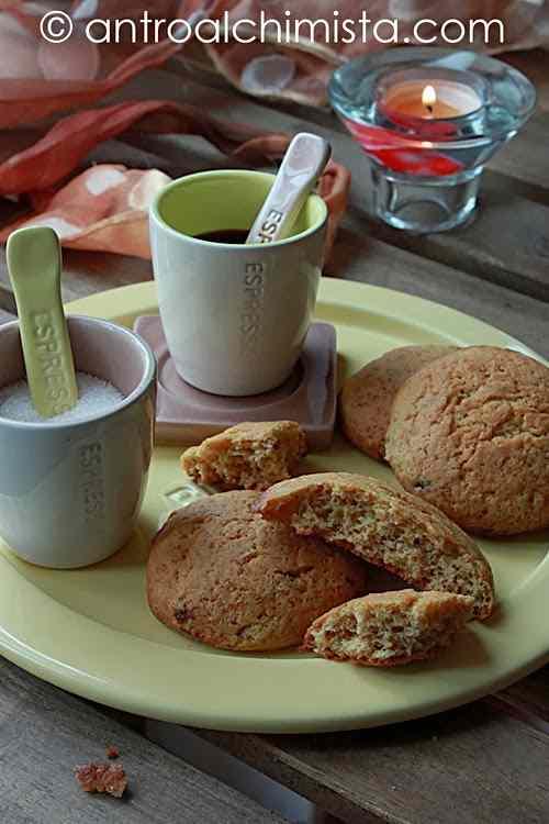 Ricetta: Biscotti al caffe