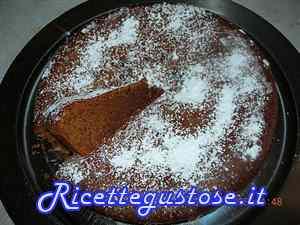 Ricetta: Torta soffice al cioccolato