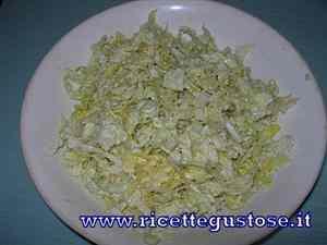 Ricetta: Verza in insalata