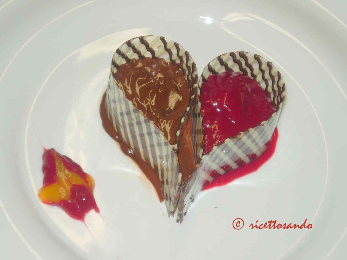 Ricetta: Dessert di San Valentino