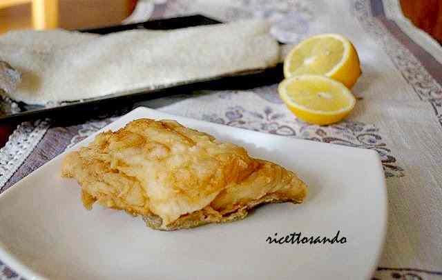 Ricetta: Filetti fritti di baccala