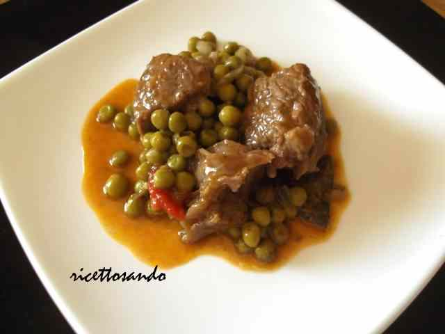 Ricetta: Spezzatino di carne