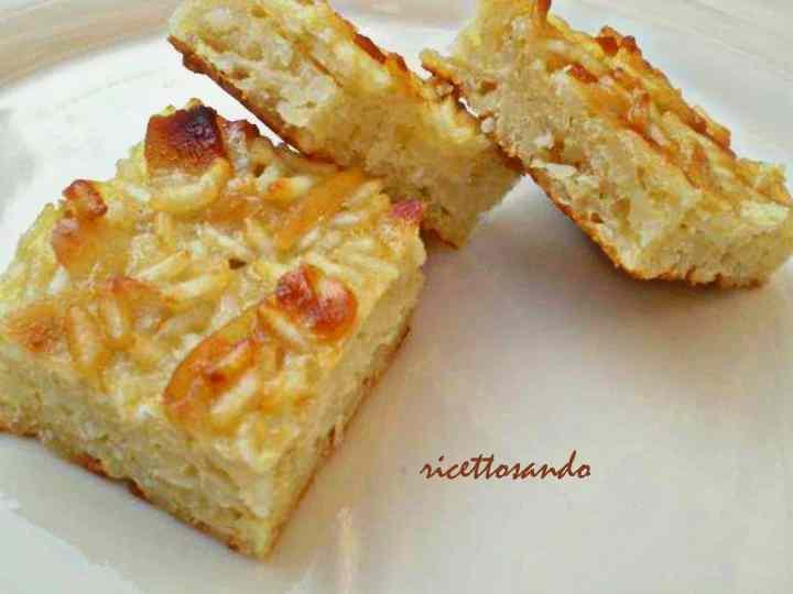 Ricetta: Mandorlosi biscotti dietetici