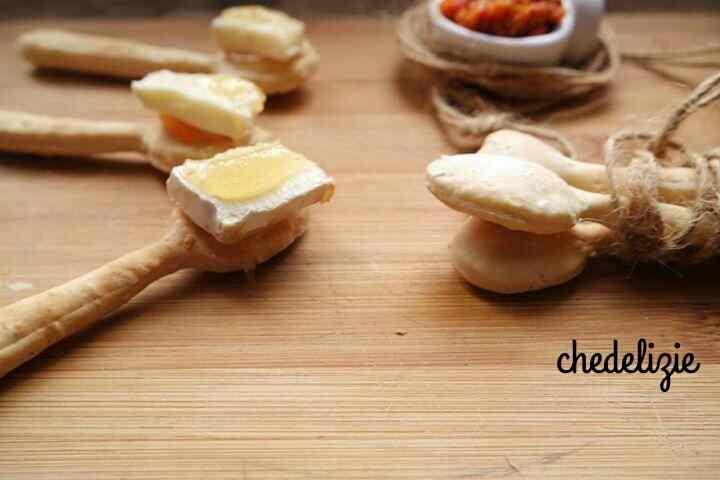 Cucchiai di crackers