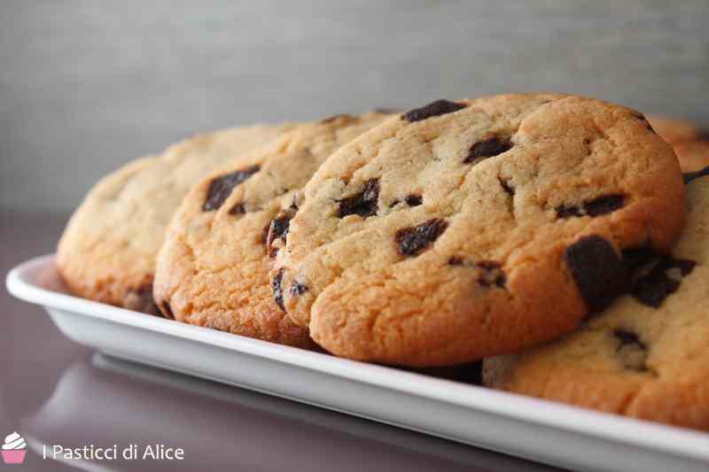 Ricetta: Cookies al burro d'arachidi