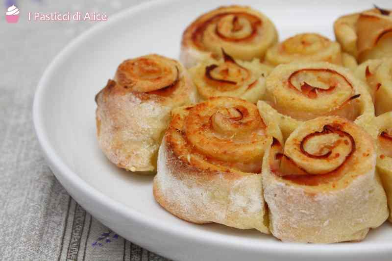 Ricetta: Torta di rose di patate