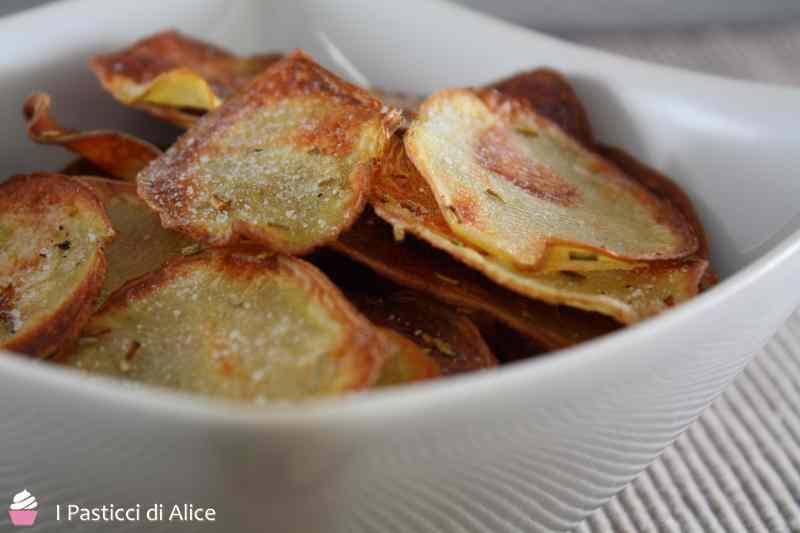 Ricetta: Chips di patate