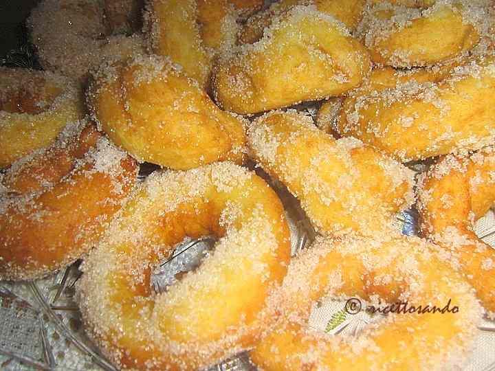 Ricetta: Ciambelline di patate