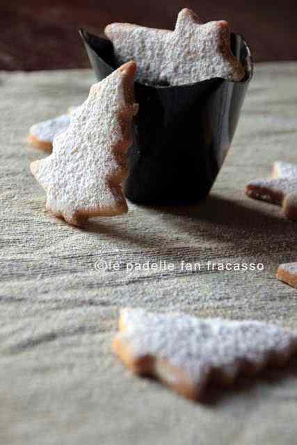 Ricetta: Biscotti natalizi