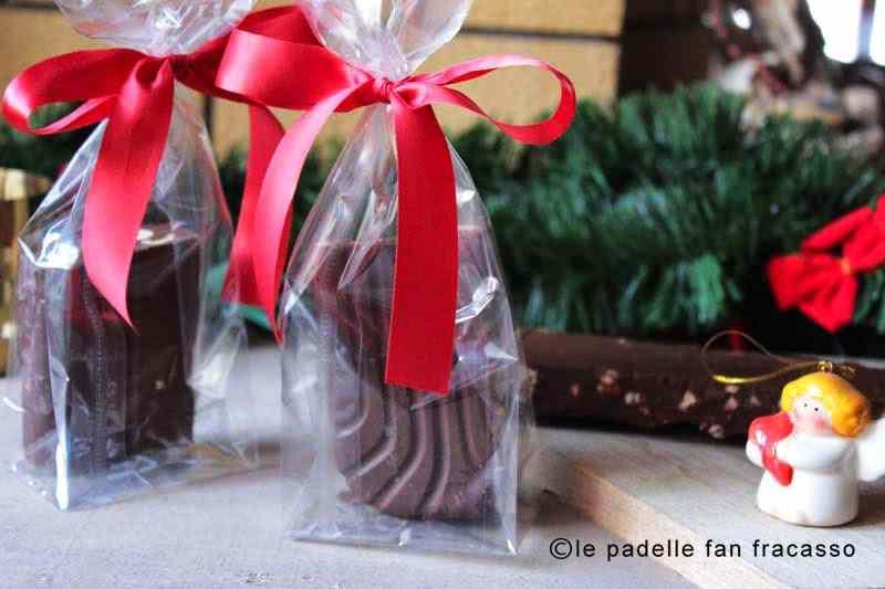 Ricetta: Torrone al cioccolato e nocciole