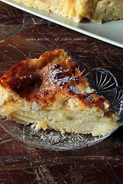 Ricetta: Torta di mele light ma non troppo