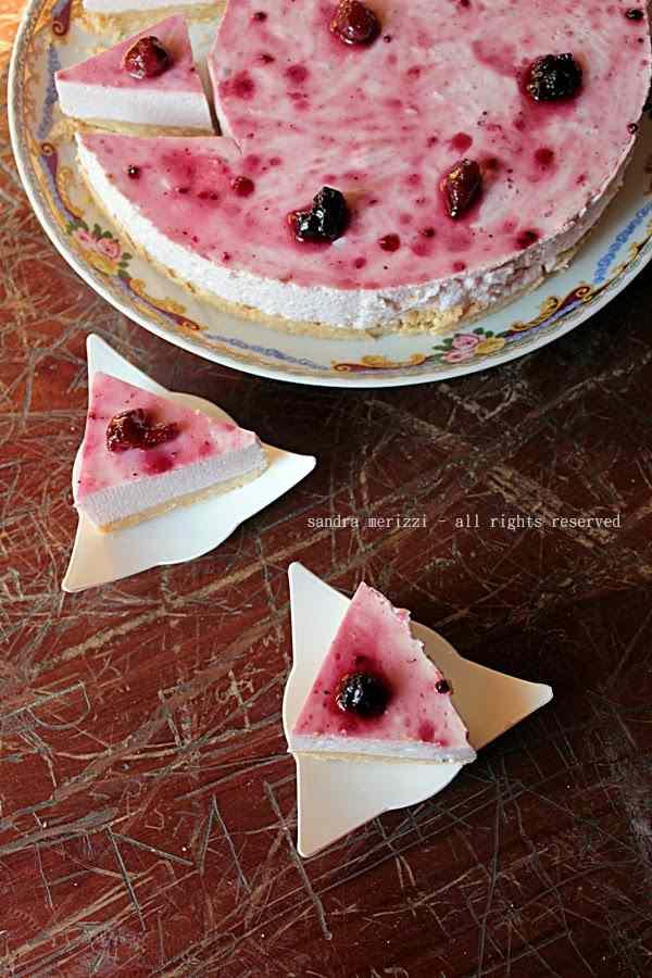Ricetta: Cheesecake ai frutti rossi