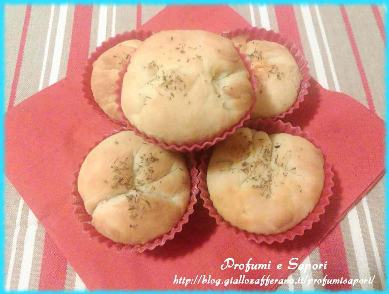 Ricetta: Pizza muffin