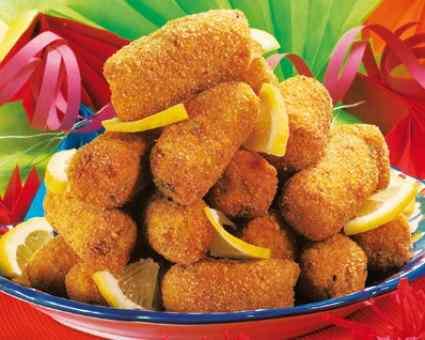 Ricetta: Crocchette di pollo con piselli