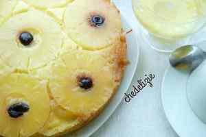 Ricetta: Torta all'ananas