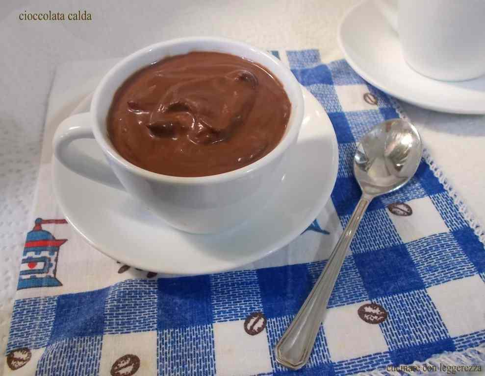 Ricetta: Cioccolata calda