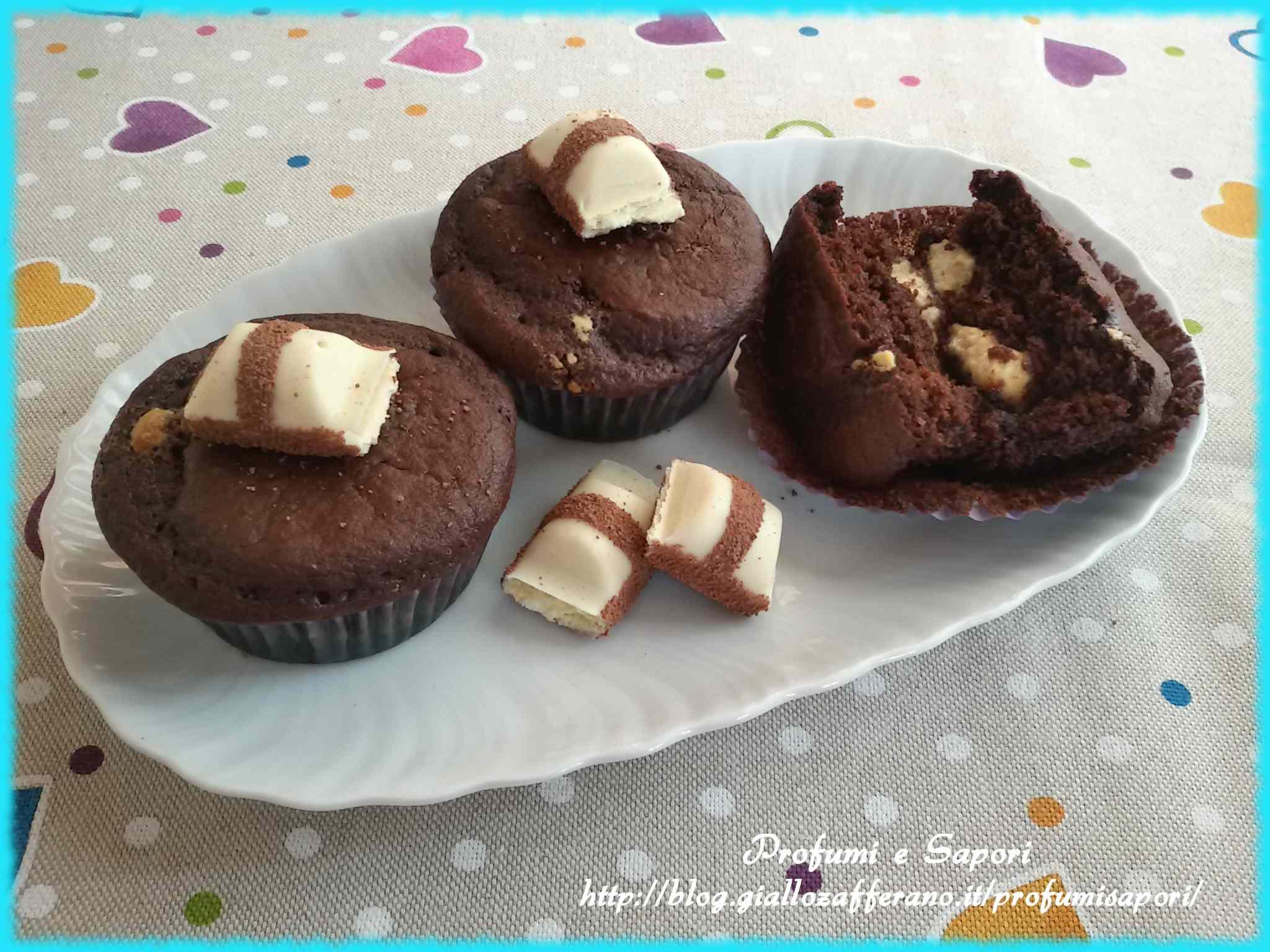 Ricetta: Muffin Kinder Bueno