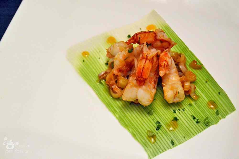 Ricetta: Gamberi Thai al lemongrass