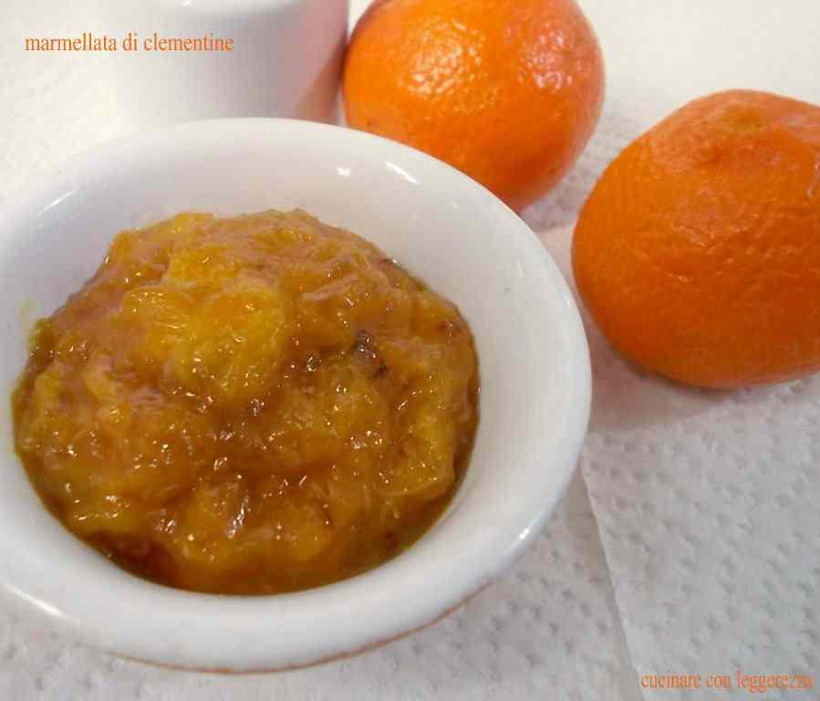 Ricetta: Marmellata di clementini