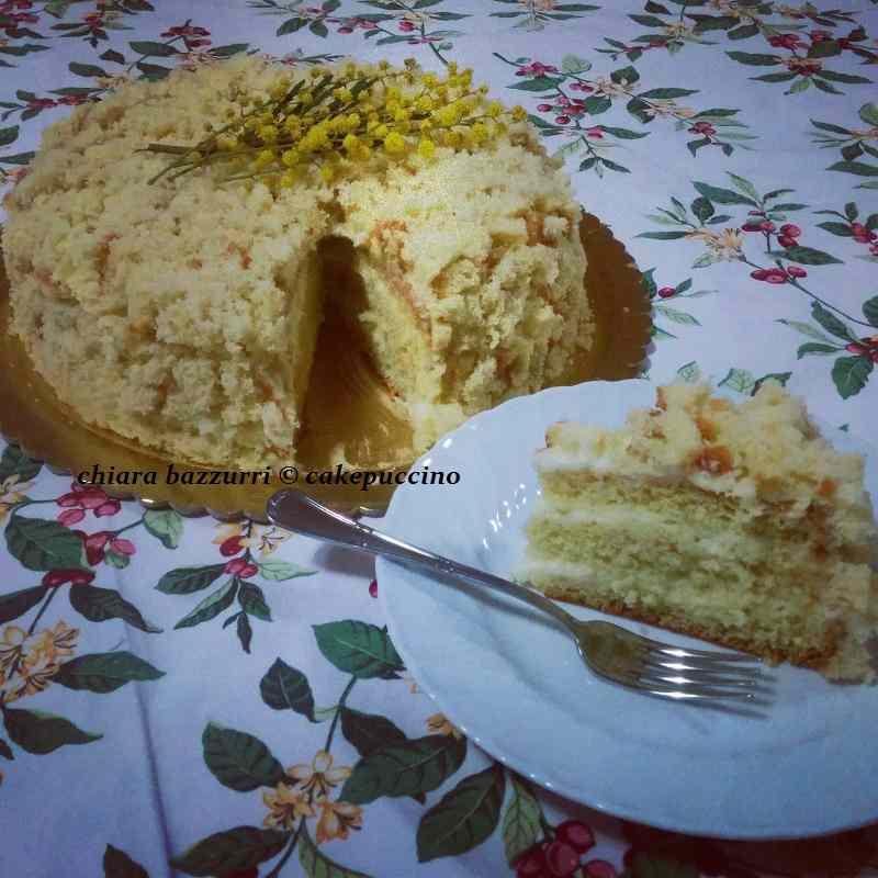 Ricetta: Torta Mimosa