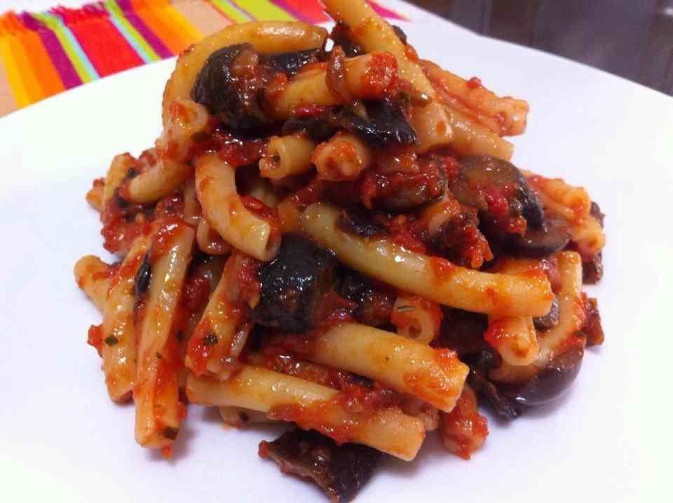 Ricetta: Ziti arrotolati alla siciliana