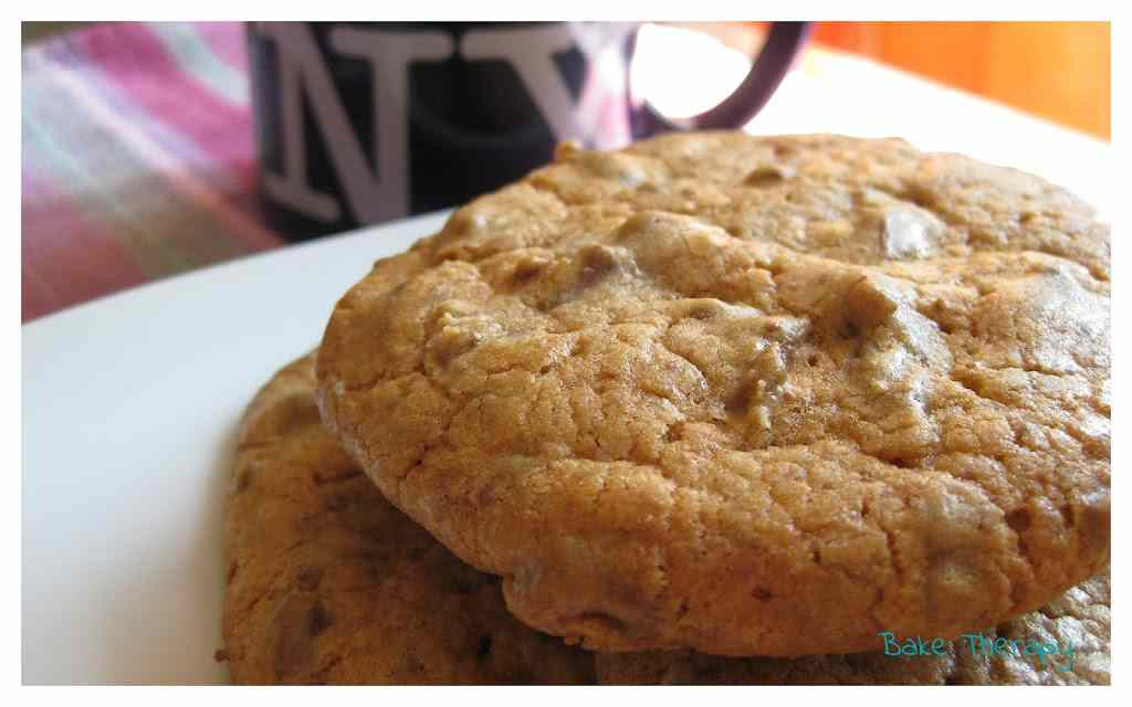 Ricetta: Chocolate chip cookies