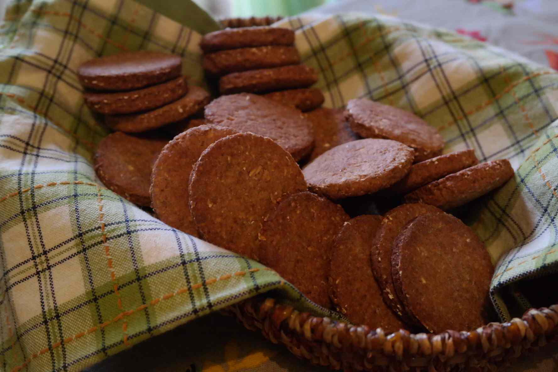 Ricetta: Biscotti tipo Gran cereale