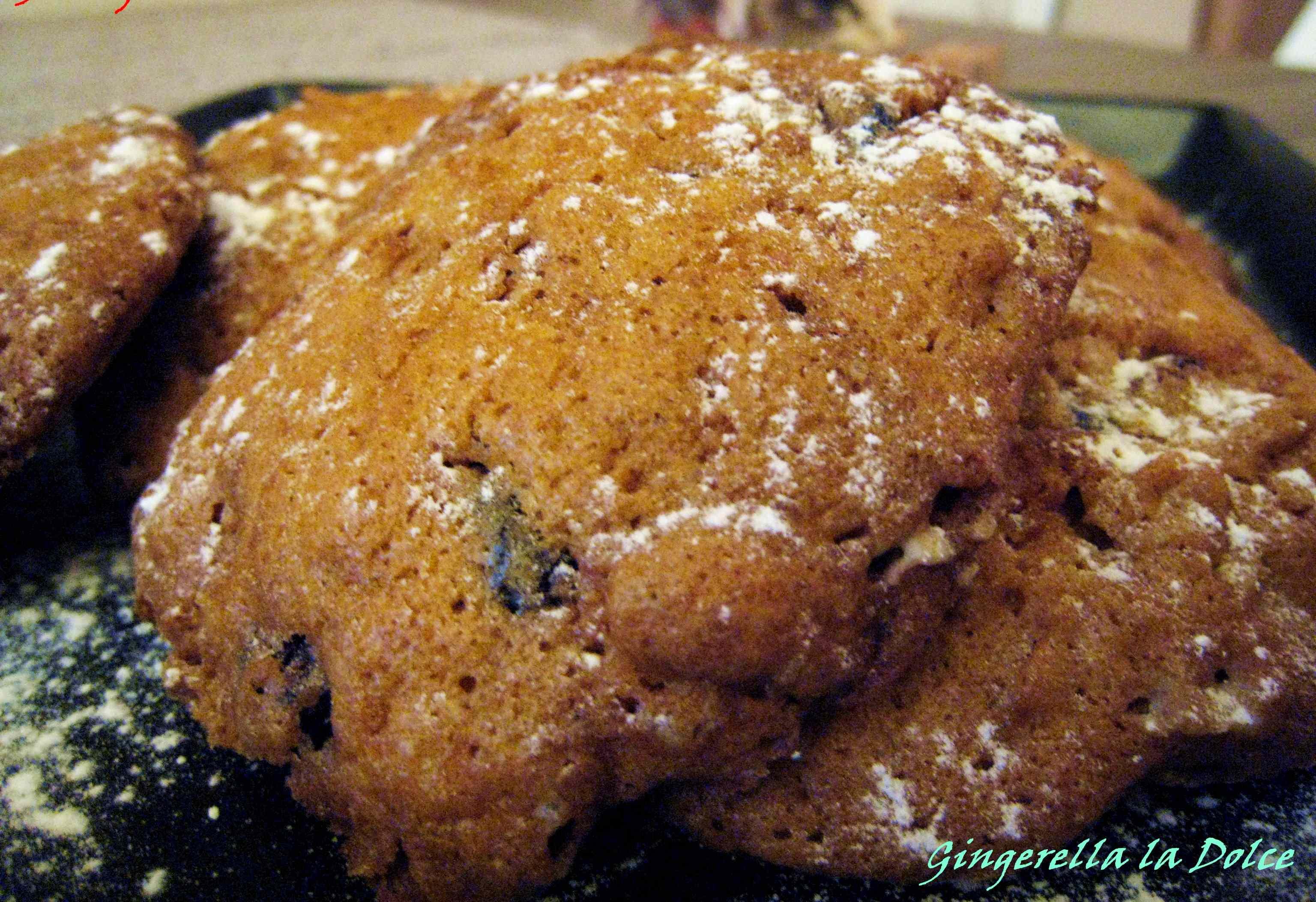 Ricetta: Cookies cioccolato bianco e mirtilli rossi