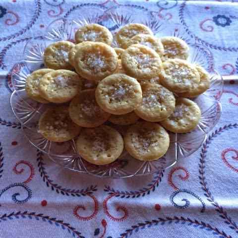 Ricetta: Mini muffin alla vaniglia