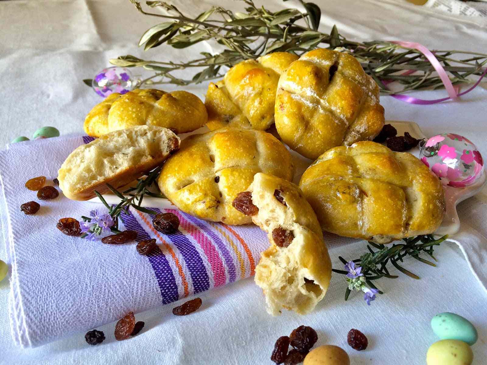 Ricetta: Il pan di ramerino del Giovedi Santo