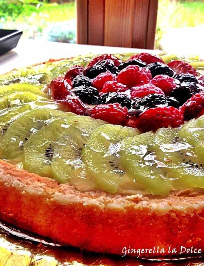 Ricetta: Crostata morbida di frutta