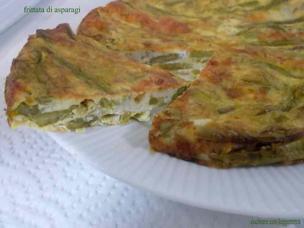 Ricetta: Frittata di asparagi