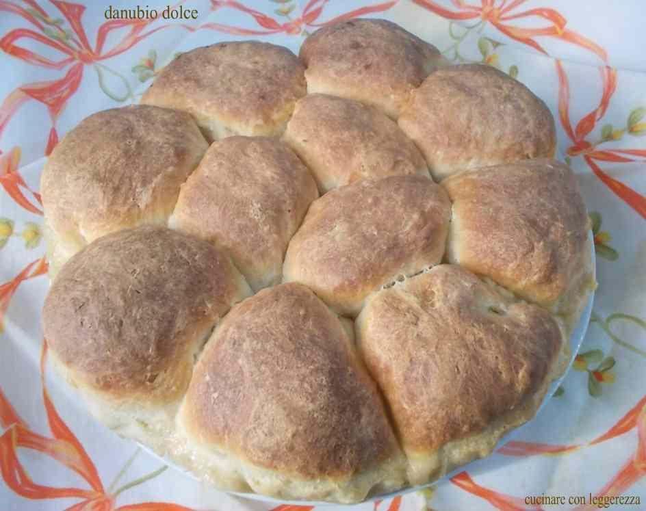 Ricetta: Danubio dolce lievito madre