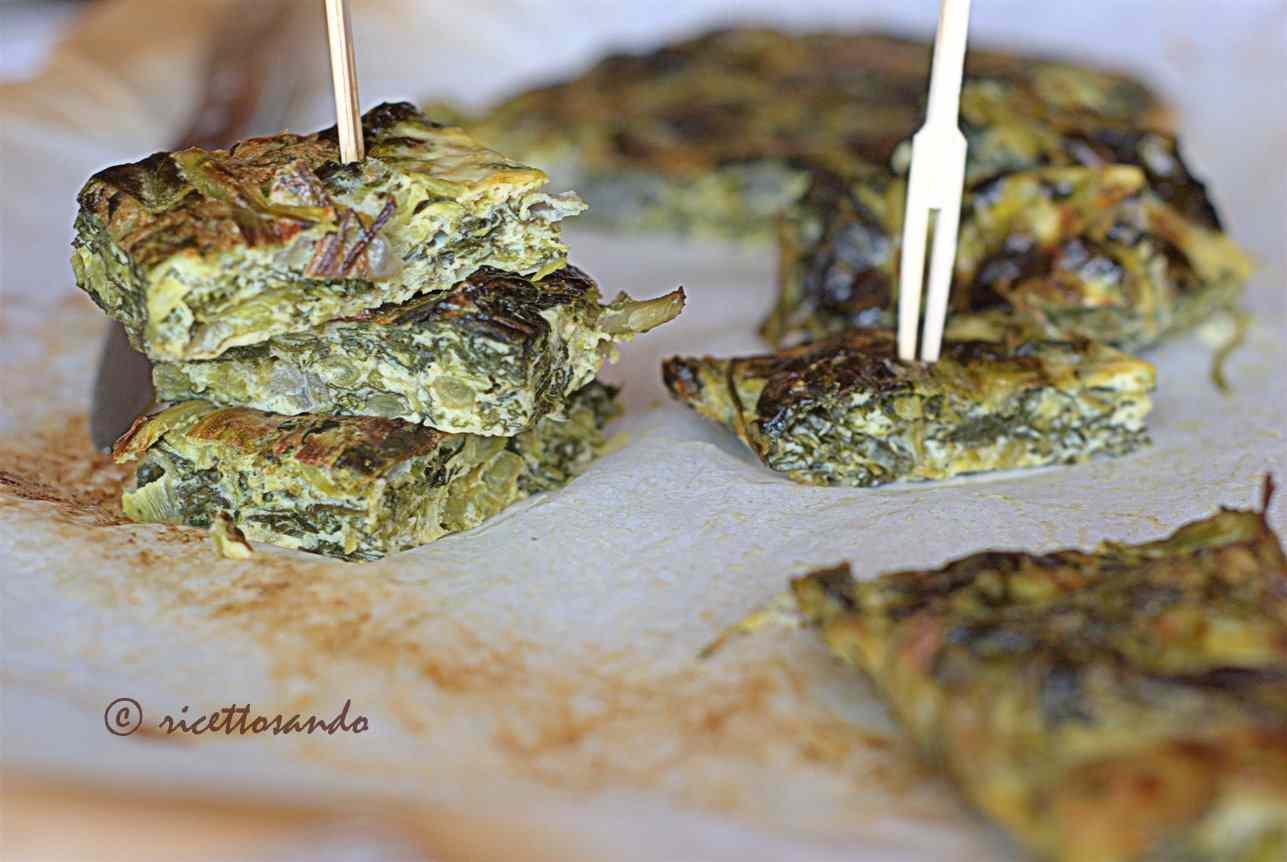 Ricetta: Spinaci selvatici ed una ricetta di salute