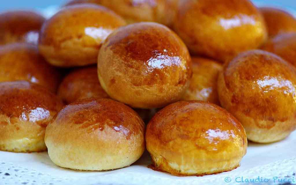 Ricetta: Pan brioche
