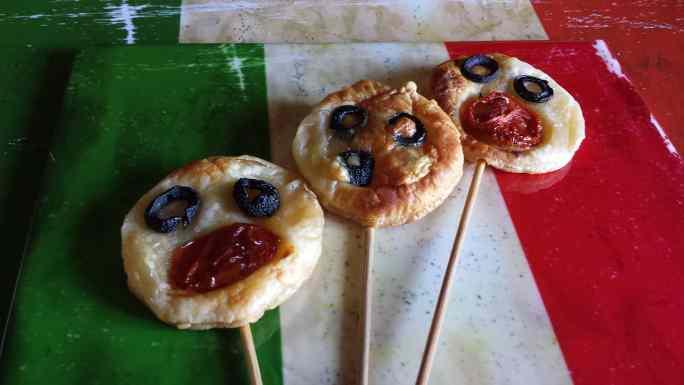 pizzette pops